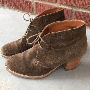 Madewell 1937 Footwear Suede